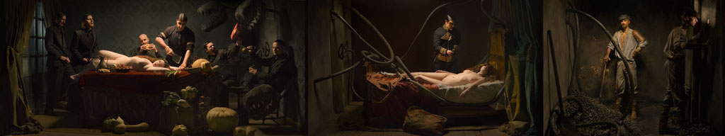 art blog - Eugenio Recuenco - empty kingdom