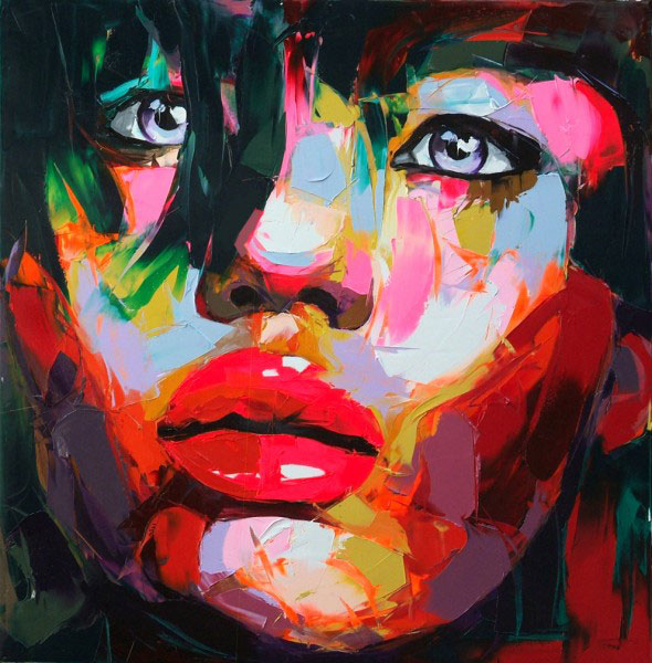 art blog - Francoise Nielly - empty kingdom