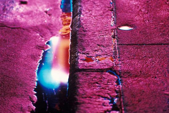 art blog - Greg Girard - empty kingdom