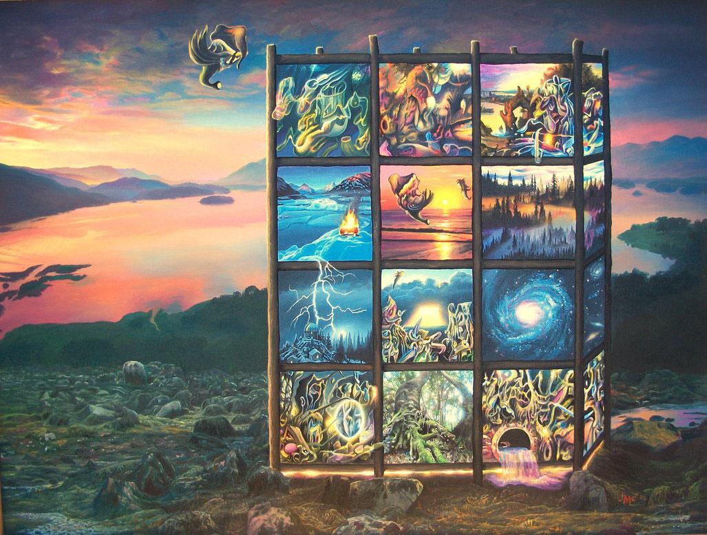 art blog - James McCarthy - empty kingdom