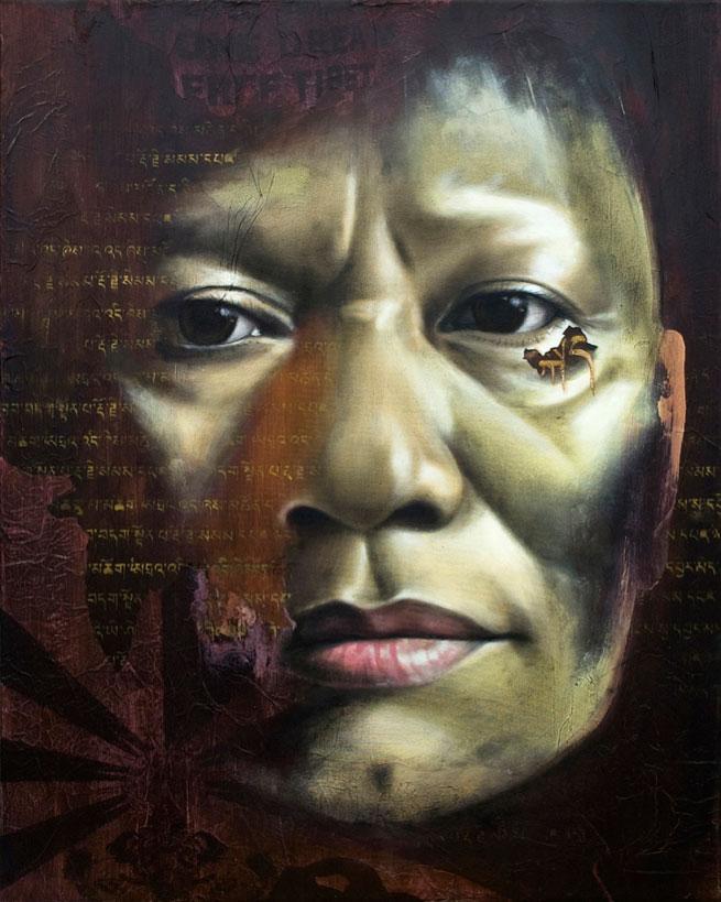 art blog - Jonathan Darby - empty kingdom