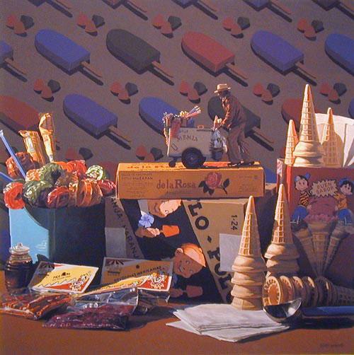 art blog - Scott Moore - empty kingdom