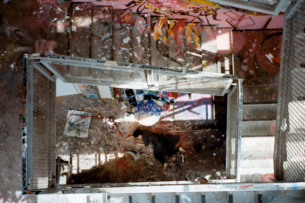art blog - Ting Cheng - empty kingdom