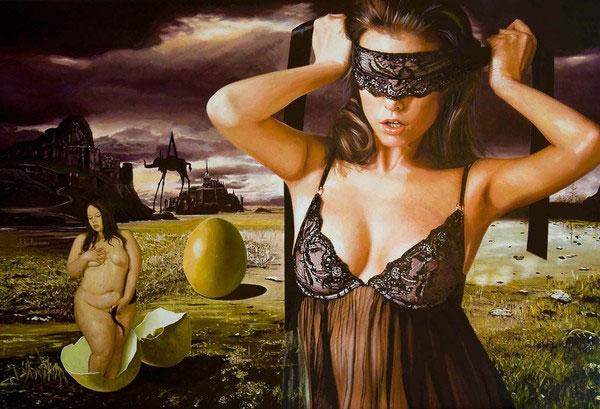 art blog - Tos Kostermans - empty kingdom