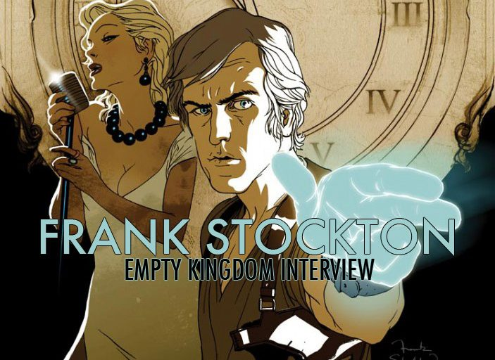 art blog - Frank-Stockton - empty kingdom