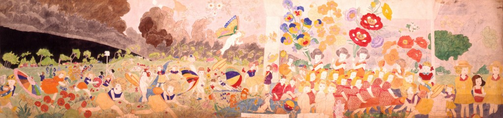 Henry-Darger- empty kingdom