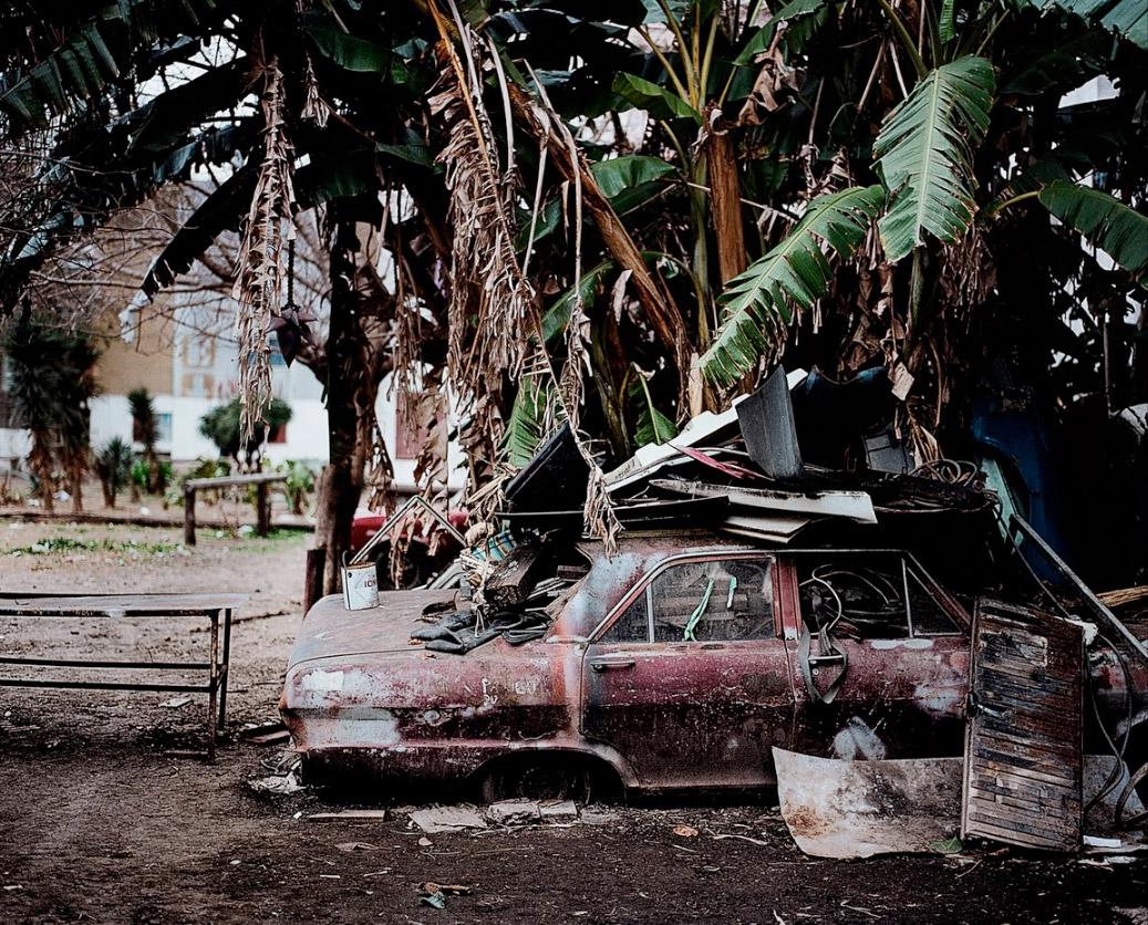 art blog - Josh Cole - empty kingdom