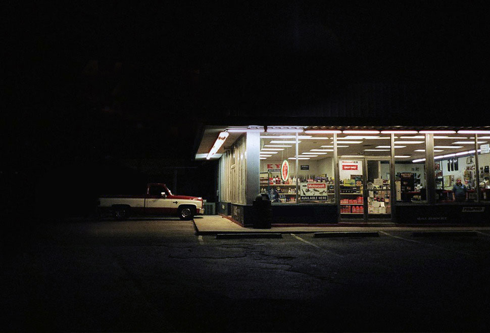 art blog - Keith Davis Young - empty kingdom