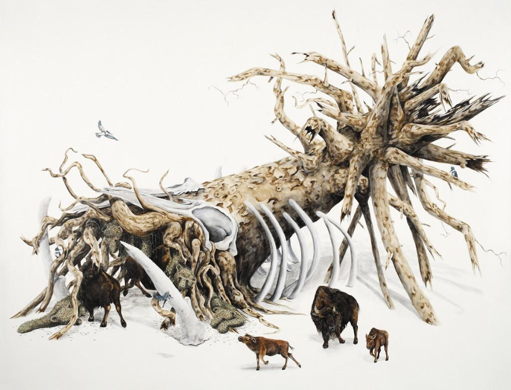 art blog - Ryan McLennan - Empty Kingdom