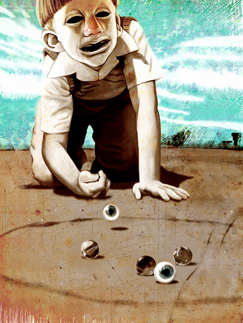 art blog - Ryan Lake - empty kingdom