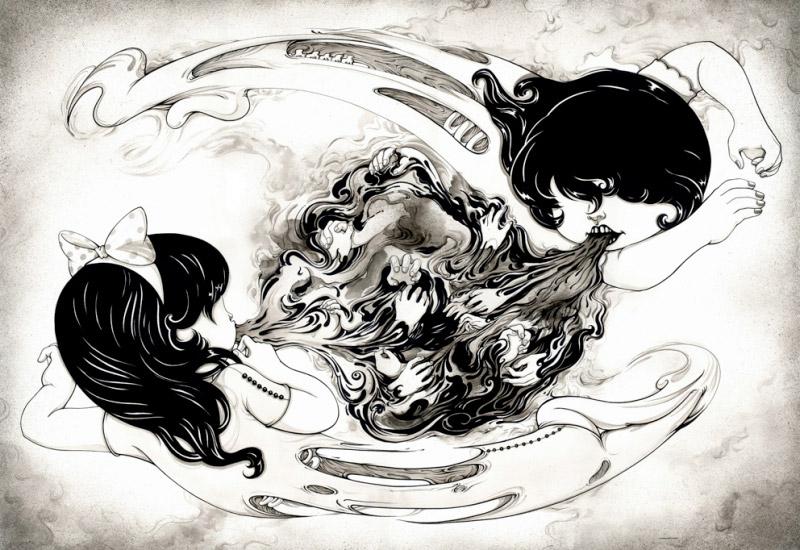 art blog - Yan Wei - empty kingdom