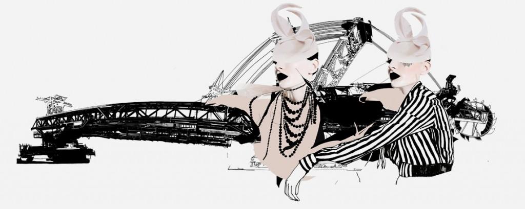 art blog - Cityabyss Illustration-Beata Szczecinska - empty kingdom