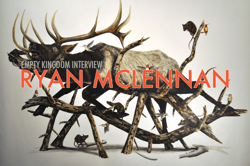 art blog - Ryan McLennan - Empty Kingdom