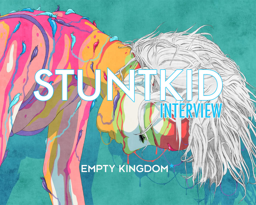 art blog - stuntkid - empty kingdom