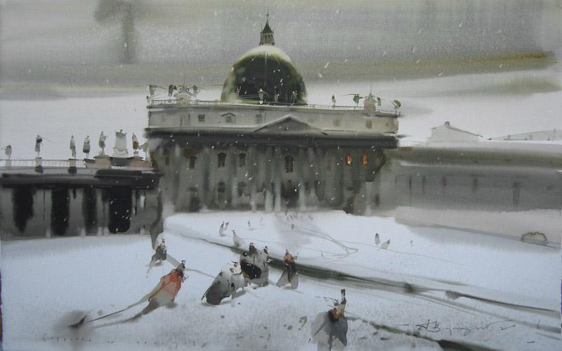 art blog - Alex Votsmush - empty kingdom