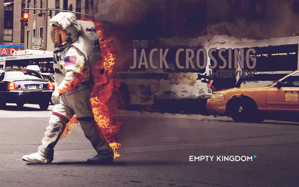 Jack Crossing - art blog - Empty Kingdom