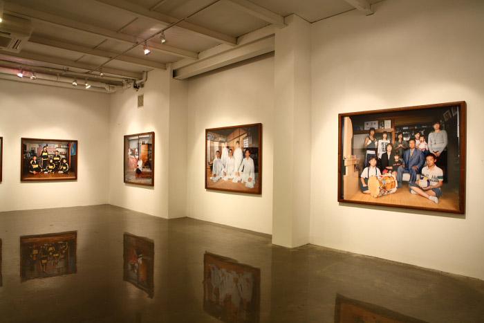 art blog - Kim In Sook - empty kingdom