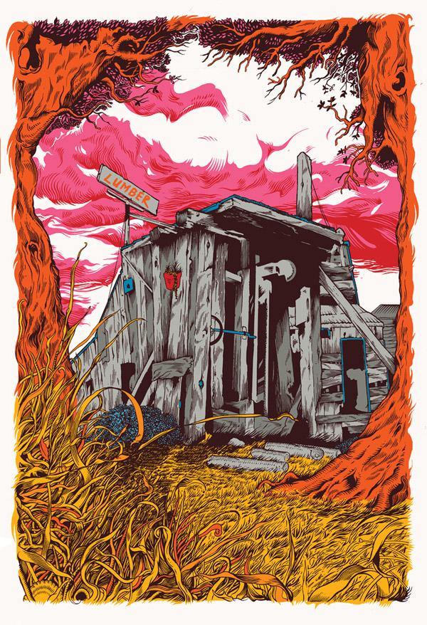 art blog - Tim McDonagh - empty kingdom