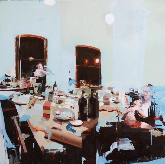 art blog - Alex Kanevsky - empty kingdom