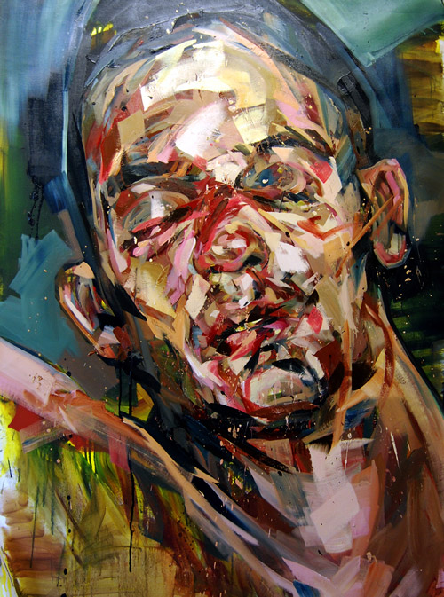 art blog - Andrew Salgado - empty kingdom