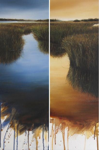 art blog - Charles Williams - empty kingdom