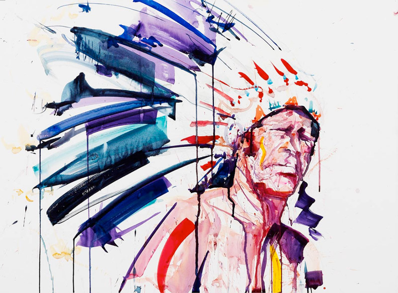 art blog - Dave White - empty kingdom