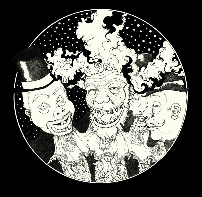 art blog - Ketut Kusuma - empty kingdom