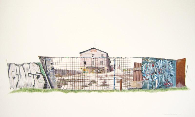 art blog - Tristram Lansdowne - empty kingdom