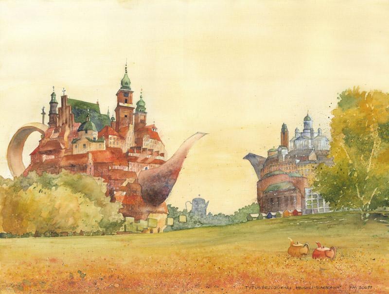 art blog - Tytus Brzozowski - empty kingdom