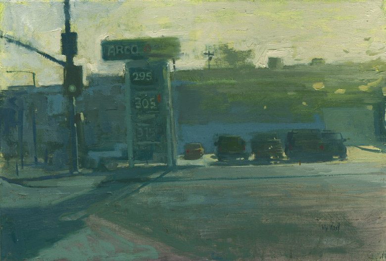 art blog - William Wray - empty kingdom