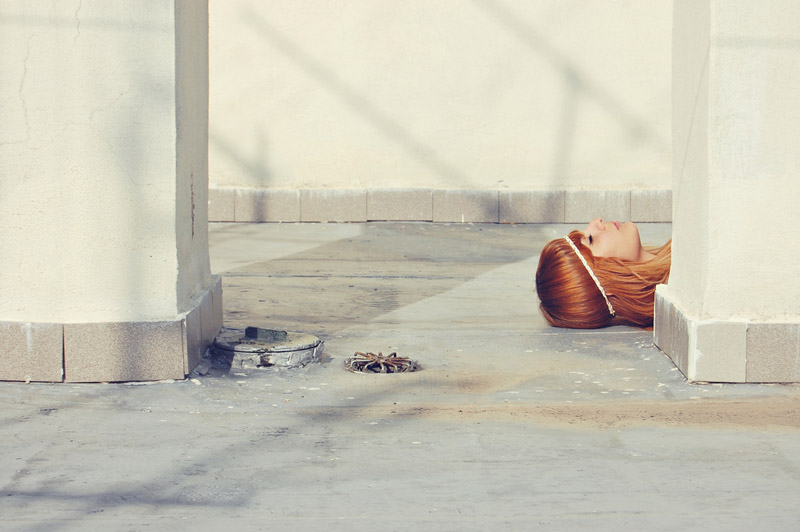 art blog - Anita Dadà - empty kingdom