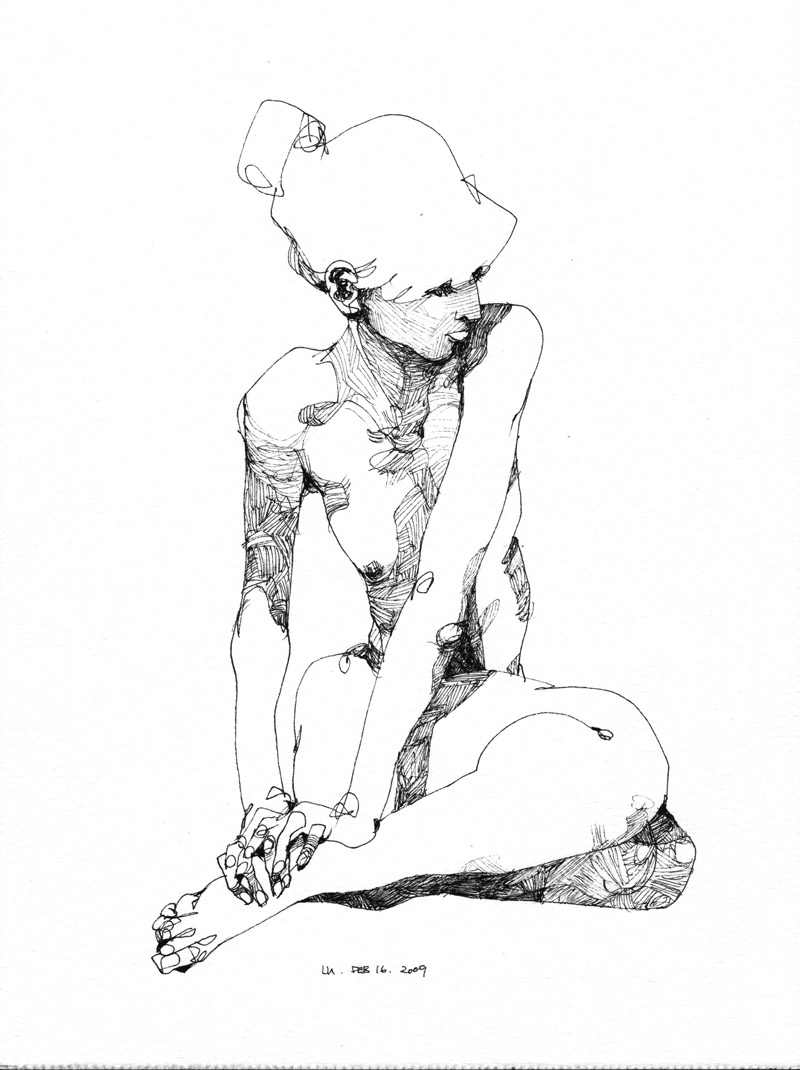 art blog - Lu Cong - empty kingdom