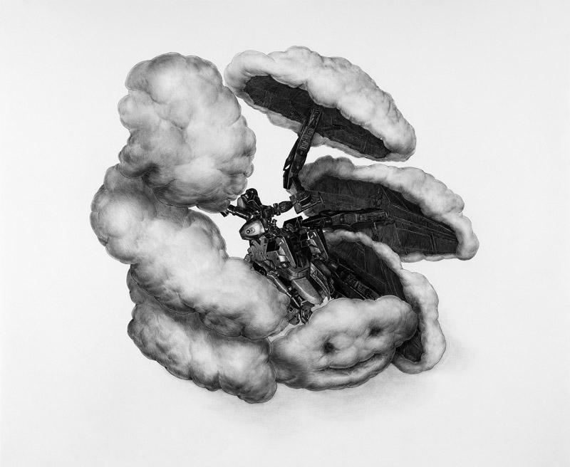art blog - Chris Scarborough - empty kingdom