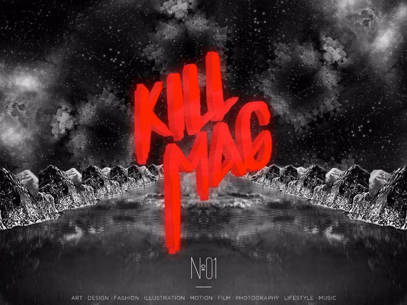art blog - KILLMAG - empty kingdom