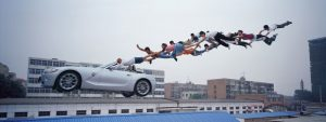 art blog - Li Wei - empty kingdom