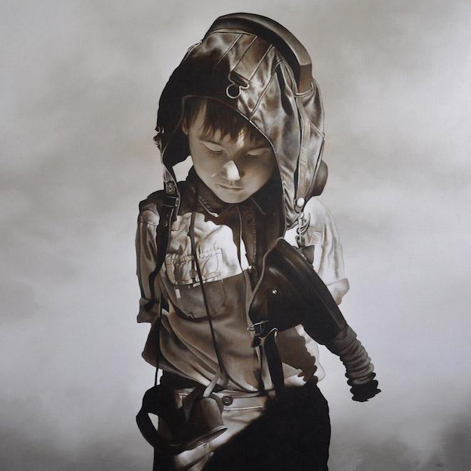 art blog - Michael Peck - empty kingdom