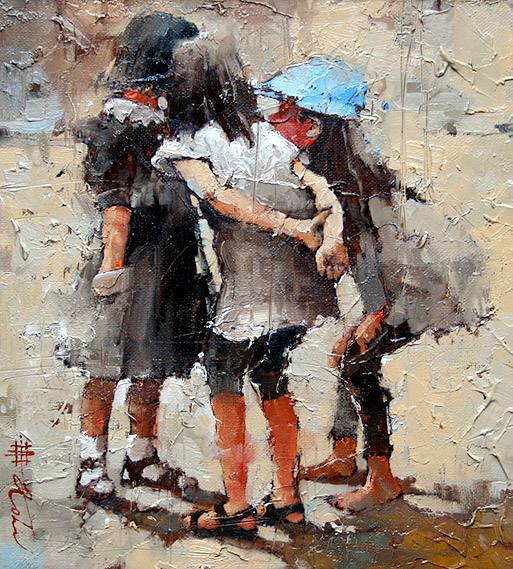 art blog - Andre Kohn - empty kingdom