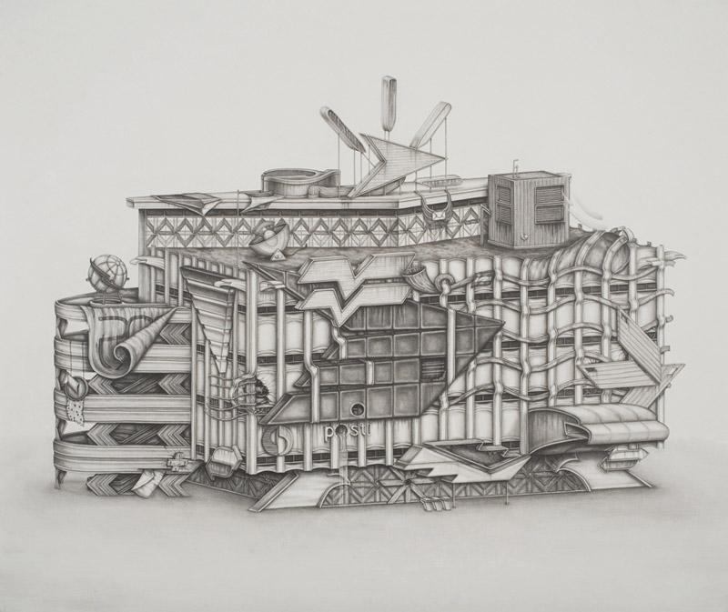 art blog - Frank Magnotta - empty kingdom