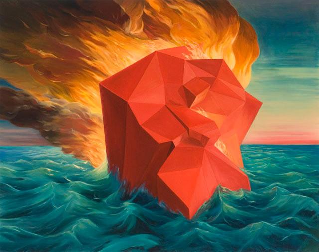 art blog - Ryan Browning - empty kingdom