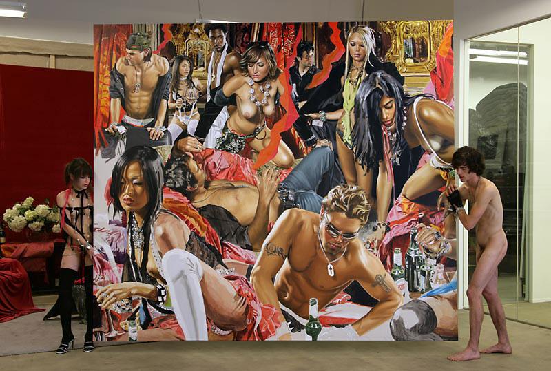art blog - Terry Rodgers - empty kingdom