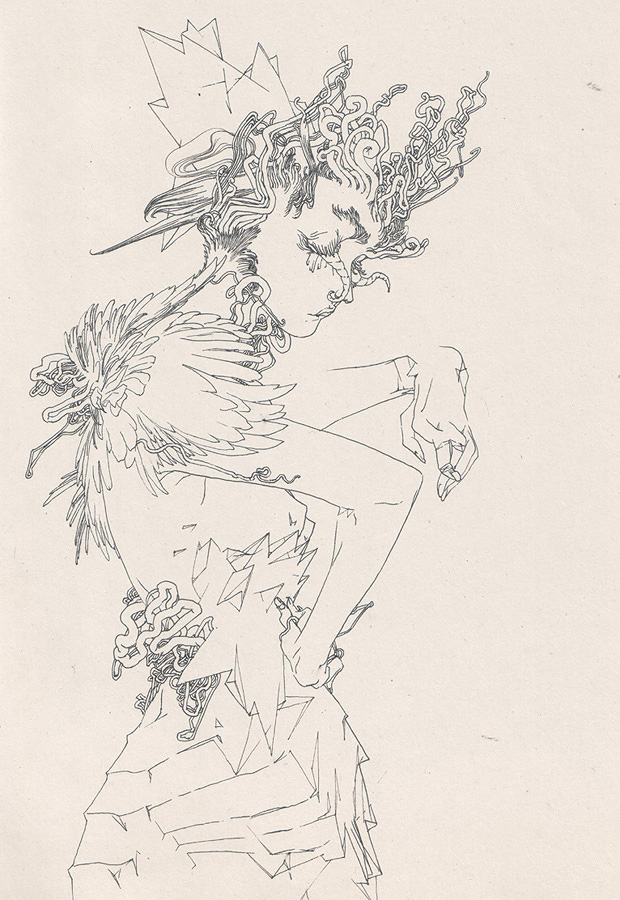 art blog - Veronique Meignaud - empty kingdom