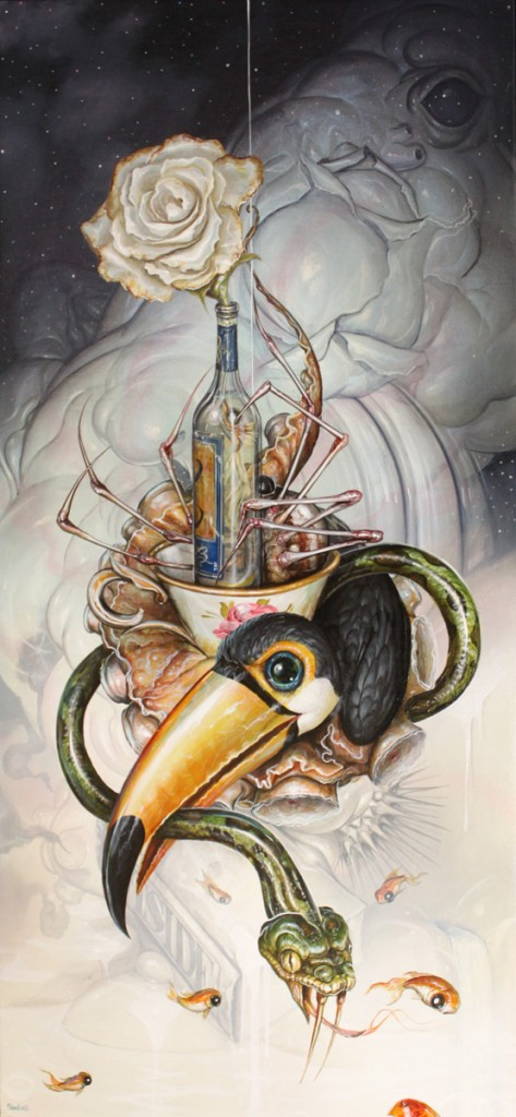 art blog - Greg Simkins - Empty Kingdom