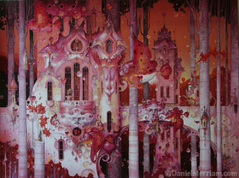 art blog - daniel merriam - empty kingdom