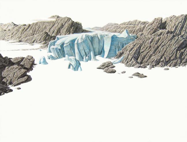 art blog - George Boorujy - empty kingdom