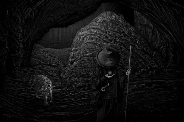 art blog - nick pedersen - empty kingdom