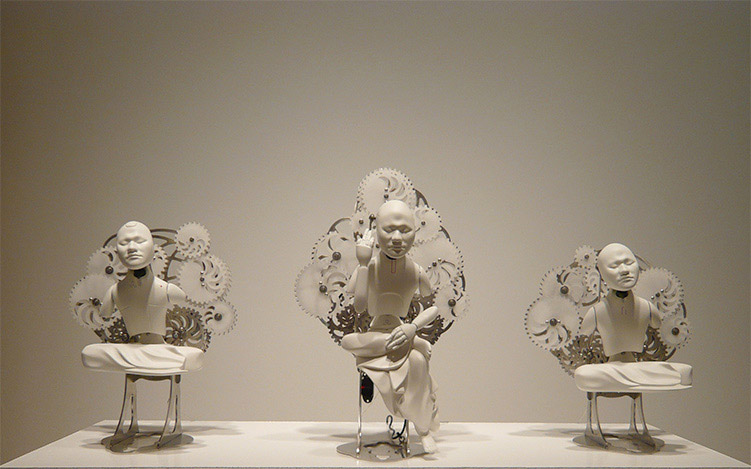 art blog - Ziwon Wang - empty kingdom