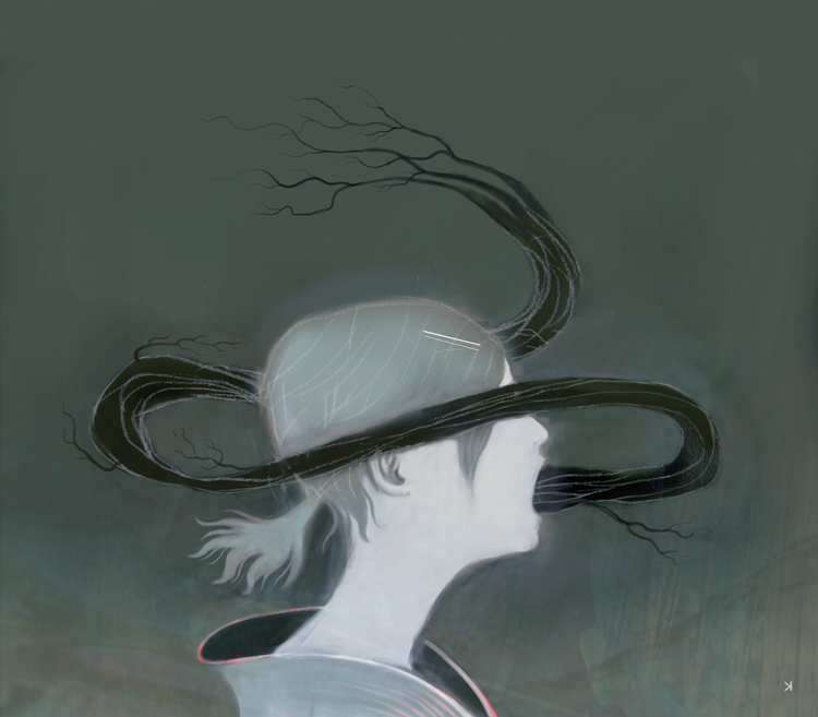 art blog - Ken Wong - Empty Kingdom