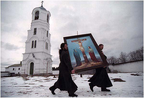 Art blog - Sergey Maximishin - Empty Kingdom