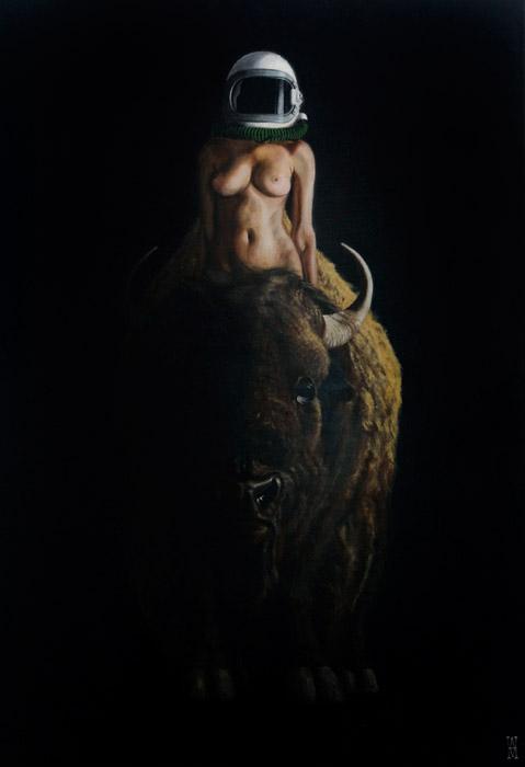 art blog - Alec Huxley - empty kingdom
