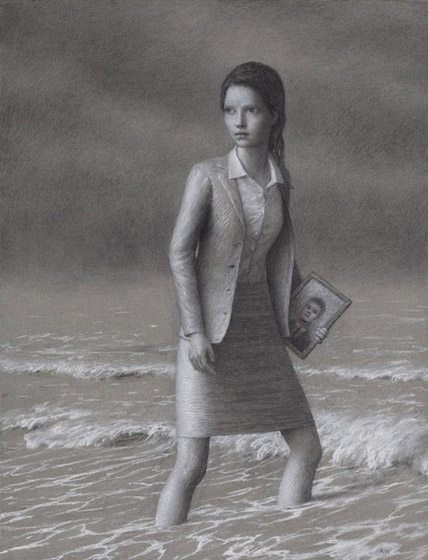 art blog - Aron Wiesenfeld - Empty Kingdom